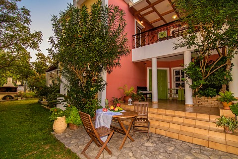 Andromahi Apartments Zakynthos Greece