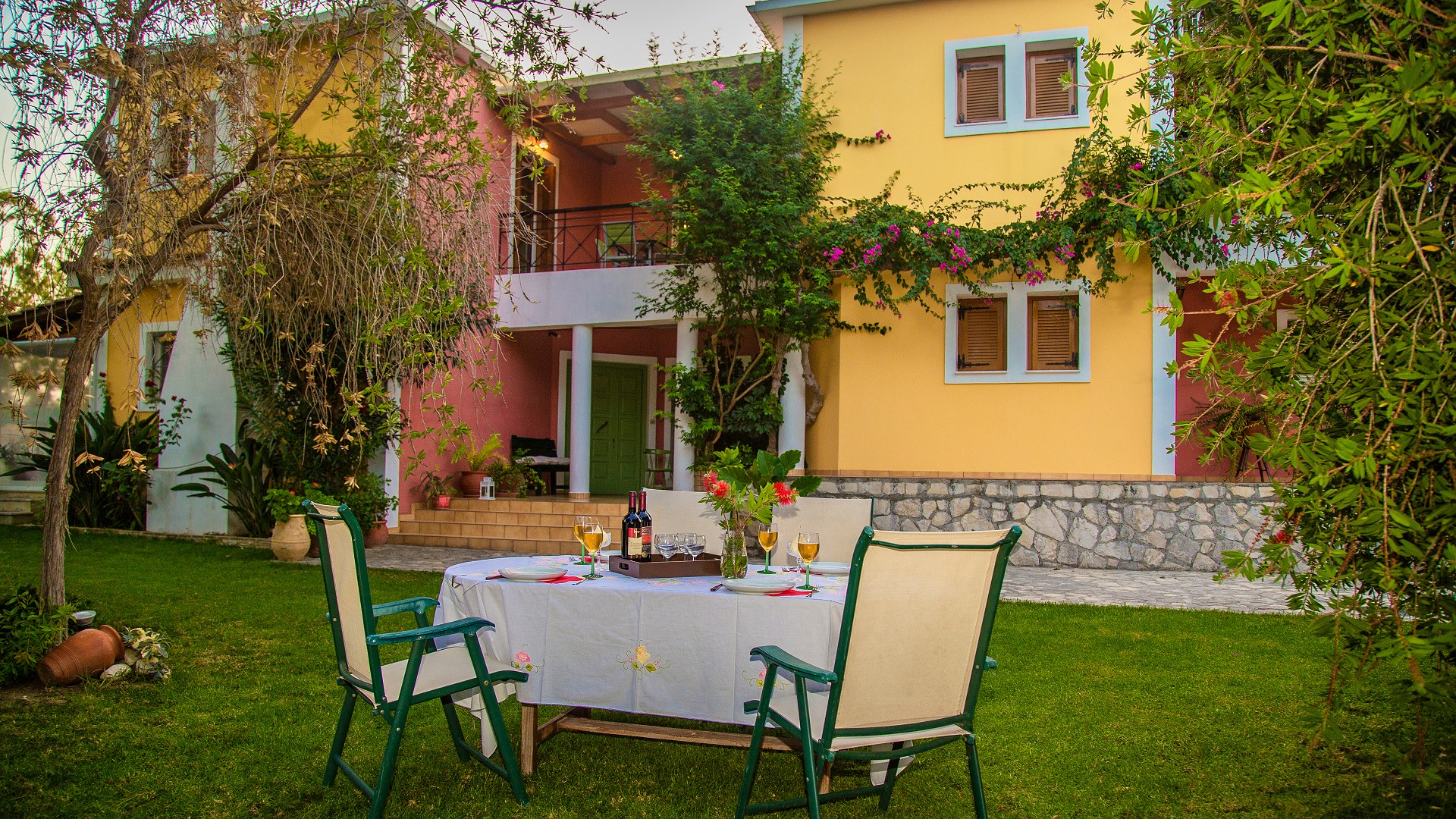 Andromahi Apartments Zante Zakynthos Greece
